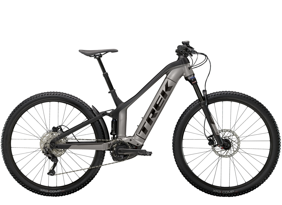 Trek Powerfly FS 4 500 L (29  wheel) Matte Gunmetal/Matte Black